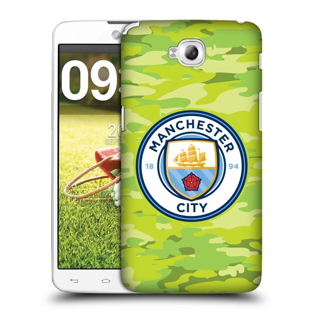Official Manchester City Man City Fc Badge Camou Hard Back Case For Lg Phones 3 Walmart Com Walmart Com