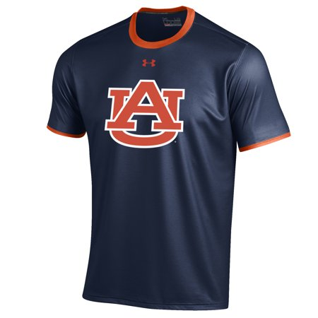 Auburn tigers under armour ncaa huddle up performance for Under armour shirts at walmart
