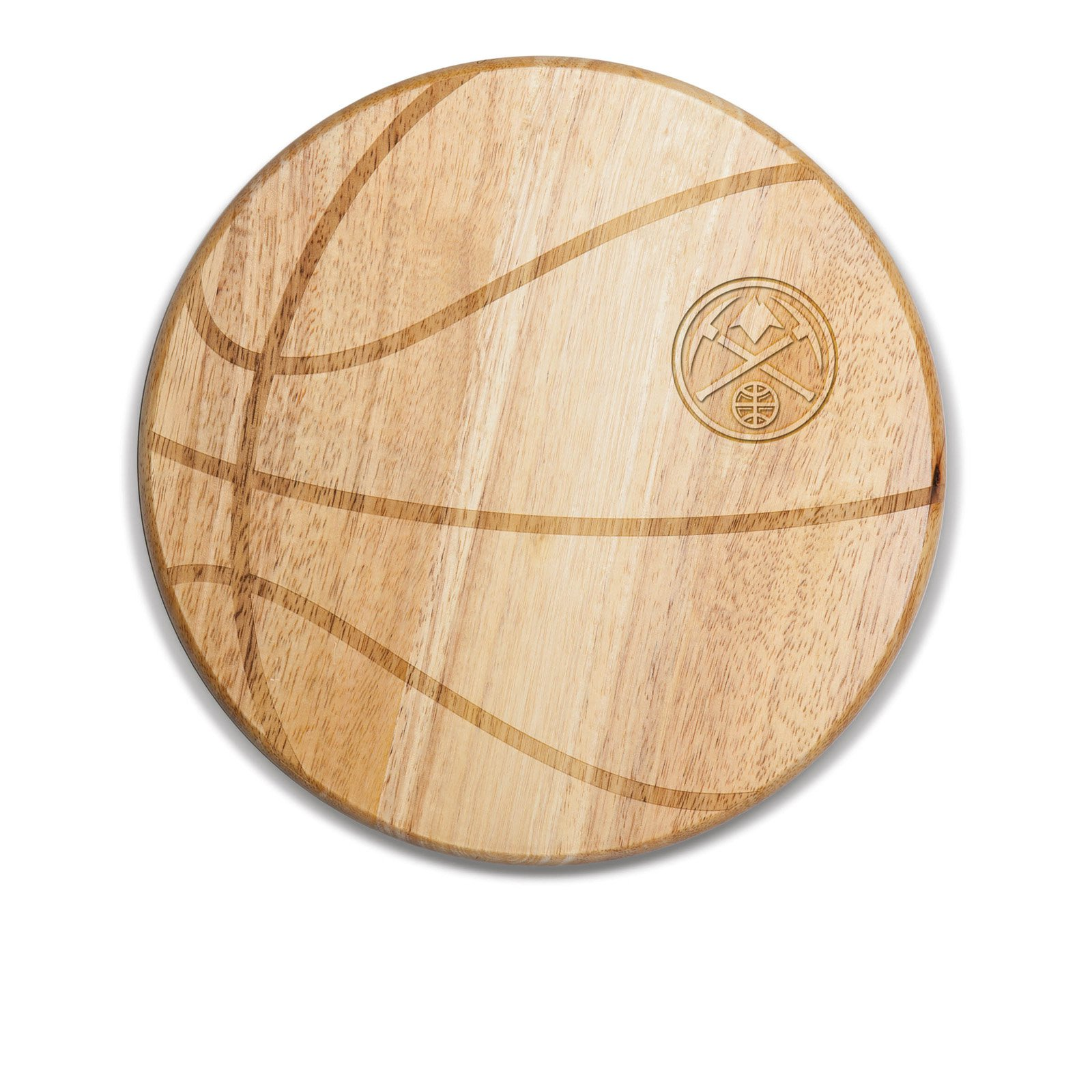 Picnic Time NBA Free Throw Basketball Cutting Board and Serving Tray