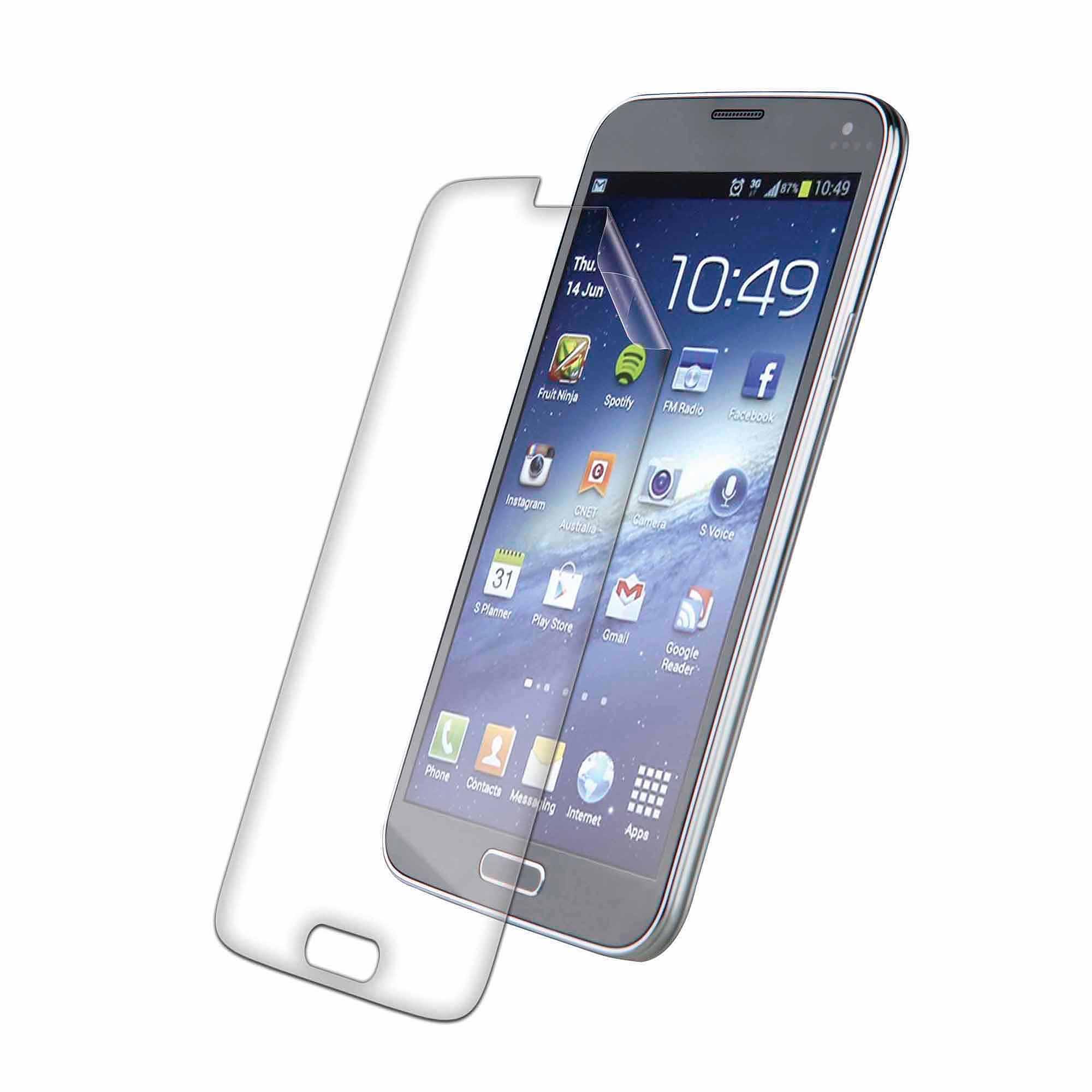 ZAGG Original InvisibleShield Protection for Samsung Galaxy S5