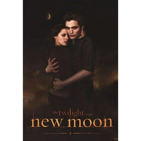 Twilight Saga New Moon Poster Poster Print