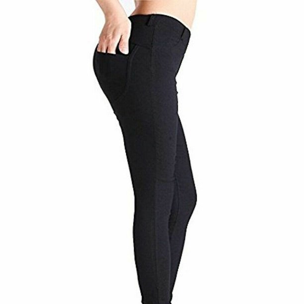 Diconna - High Waist Skinny Women Ladies Leggings Stretchy Pants