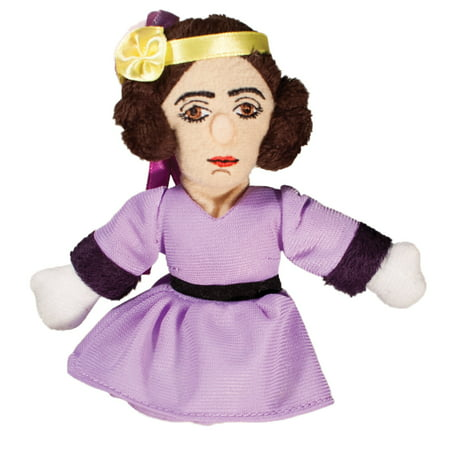 Ada Lovelace Finger Puppet and Refrigerator Magnet