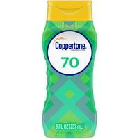 Coppertone Ultra Guard Sunscreen Lotion SPF 70, 8 fl oz
