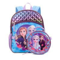 Disney Frozen 2 Elsa And Anna Backpack With Lunch Bag