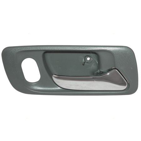 Pengers Front Inside Interior Inner Fern Green Door Handle With Hole Replacement For Honda Odyssey 72125 S84 A01zd