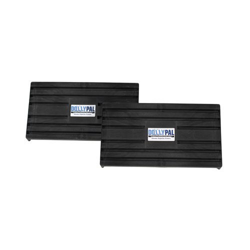 Dolly Pal DP-2 Multi-Purpose Mini Pallet for Hand Trucks and Storage - 2-Pack (Dolly Not Included)
