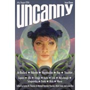 Uncanny Magazine Issue 11 - eBook