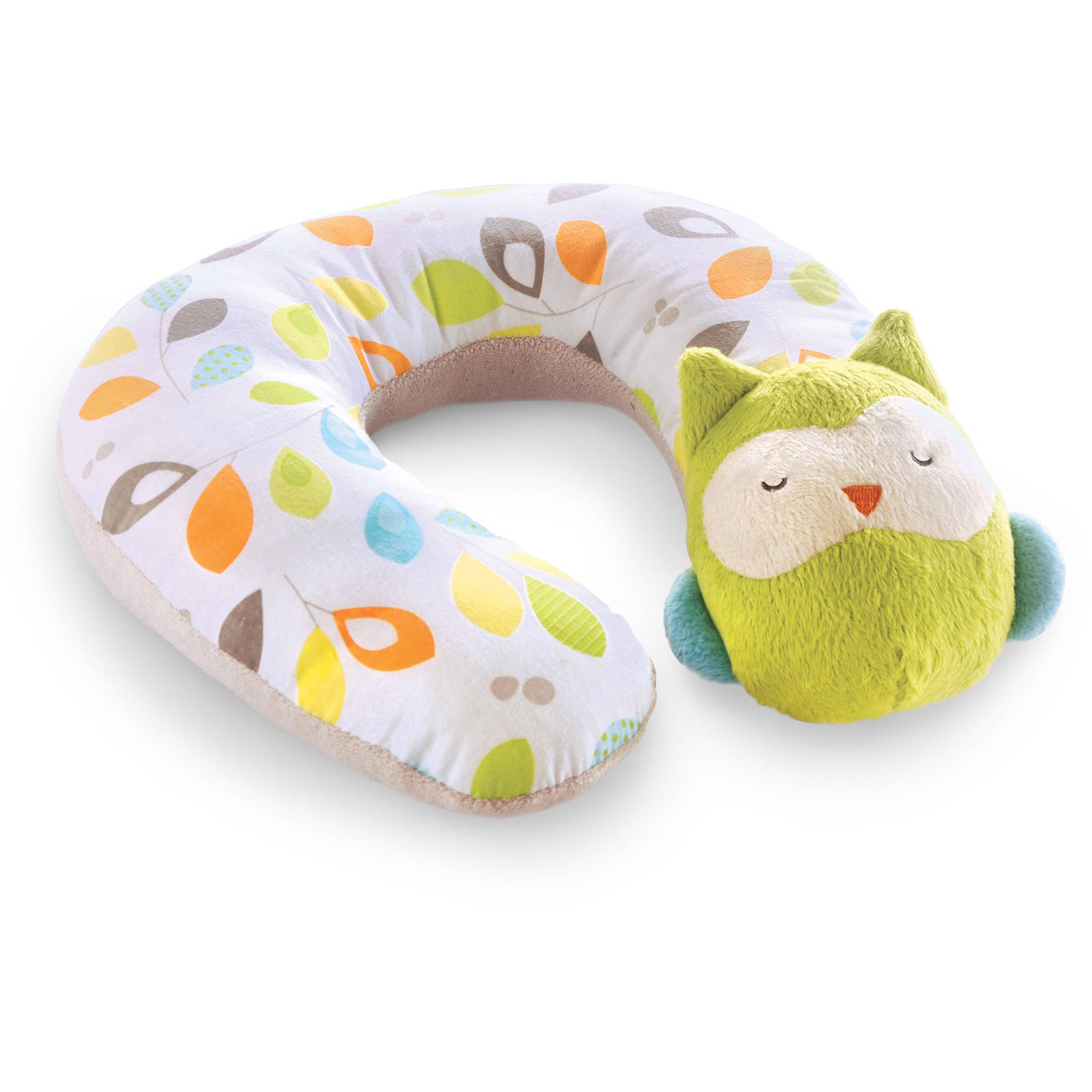 Child Of Mine Owl Neckroll, Multi-Color