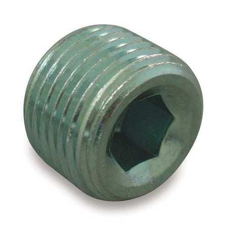 EATON 2222-12S Hose Adapter, MNPT, Plug, 3/4-14, Steel