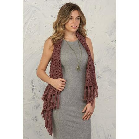 - Fringed Vest Crochet Pattern