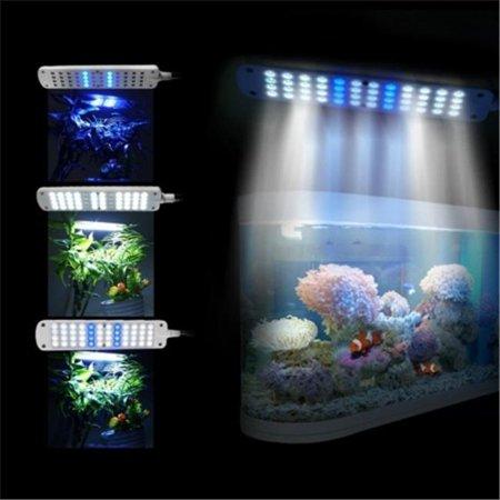 Keys cm48 led aquarium fish tank light for Fish tank lights walmart