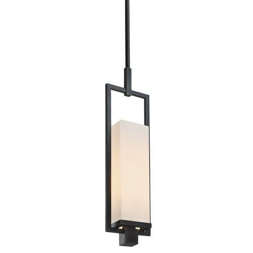 Sonneman 4491.51F Pendants , Indoor Lighting, Black Brass