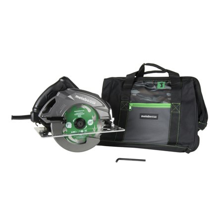 Factory-Reconditioned Metabo HPT C7URM 7-1/4 in. 15 Amp 6800 RPM RIPMAX Pro Circular Saw (Refurbished) Metabo Circular Saw