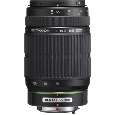 Pentax SMCP-DA 55-300mm f/4-5.8 ED Autofocus Lens for Select Digital SLR (Best Pentax Digital Lenses)