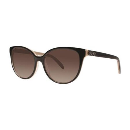 VERA WANG Sunglasses V440 Black 53MM