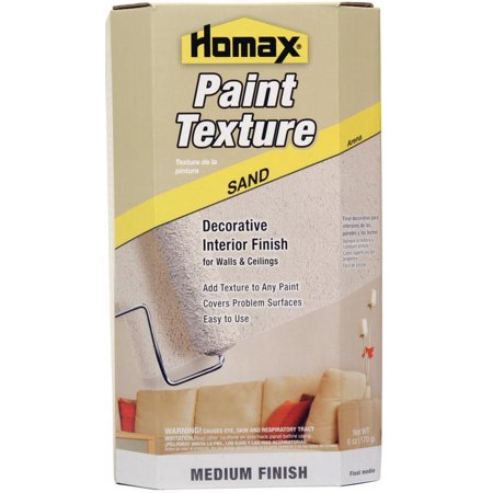 Homax Roll On Paint Texture Sand Mi With 1 Gallon Of