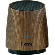"""iHome IHM89DC iHome iHM89 Speaker System - Dark Wood - USB - iPod Supported"""