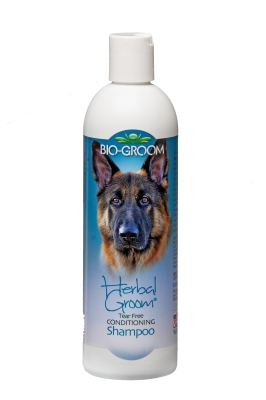 Bio-Groom Herbal Groom 24012 Tear Free Conditioning Dog Shampoo, 12 oz, Wild Flowers by Bio-Groom