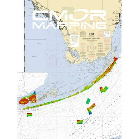 CMOR Mapping South Florida f-Simrad, Lowrance B&G & Mercury - image 1 of 1