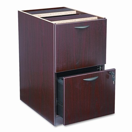 Basyx by HON 27.75'' H x 15.63'' W Desk File Pedestal