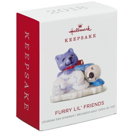 Hallmark Keepsake 2018 Mini Furry Lil