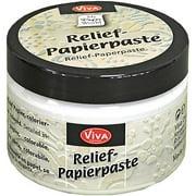 Viva Decor Relief-Paper Paste, 5oz