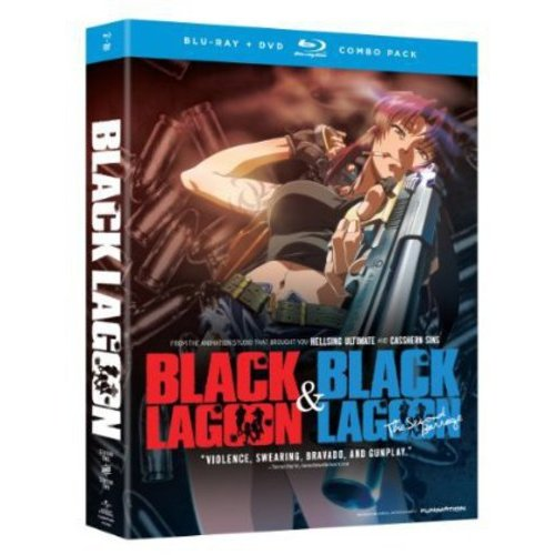 Black Lagoon / Black Lagoon: The Second Barrage (Japanese) (Blu-ray)