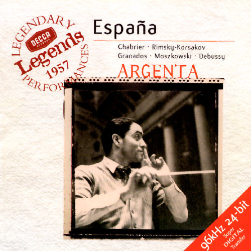 Espana - Chabrier, Granados, Et AL/Argenta, London SO