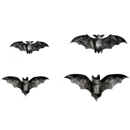 Darice Martha Stewart Crafts Paper Silhouettes Bats