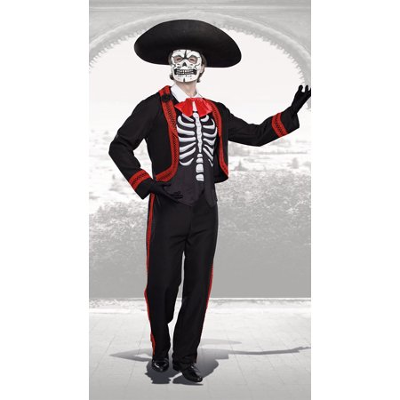 Dreamgirl Men's Dude of the Dead Costume Set