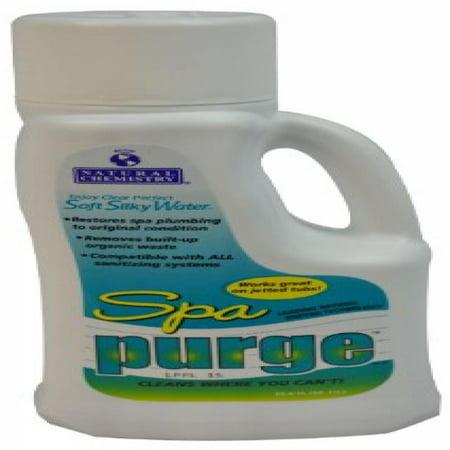 Natural Chemistry 04137 Spa Purge 1 - Natural Spa