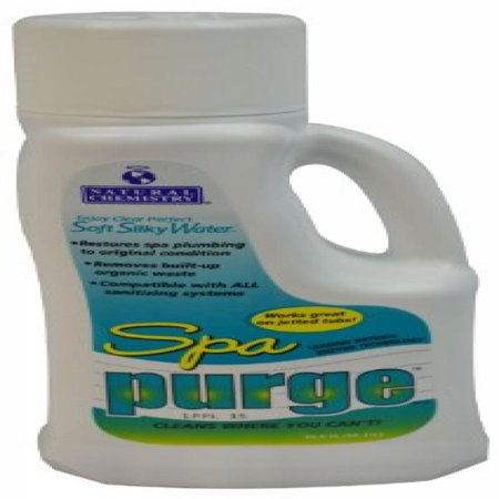 Image of Natural Chemistry 04137 Spa Purge 1 Liter