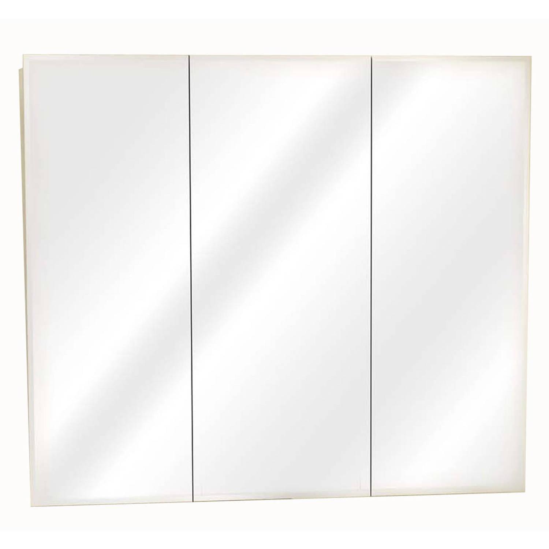 Zenith M48 White Tri View Mirror Medicine Cabinet   Walmart.com