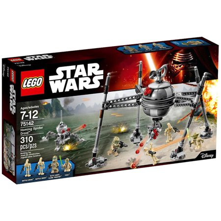Star Wars The Force Awakens Homing Spider Droid Set LEGO (Lego Star Wars The Force Awakens Sale)