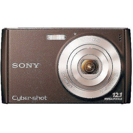 Sony Cyber-Shot DSC-W510 12.1 MP Digital Still Camera with 4x Wide-Angle Optical Zoom Lens and 2.7-inch LCD (Black)
