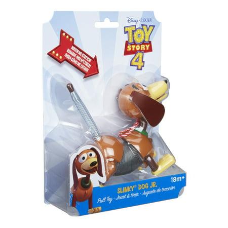 Disney Pixar Toy Story 4 Slinky Dog Jr.