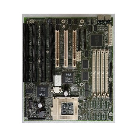 Refurbished-GatewayMBDPCI016AAWWSocket 5 Pentium Motherboard, 3 PCI, 4 ISA, Baby AT Form Factor ()
