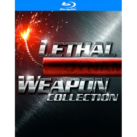Lethal Weapon 1-4 (Blu-ray) (Jungs Ray Bans)