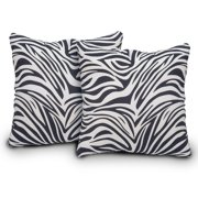 Innovex Bella Microsuede Throw Pillow (Set of 2)