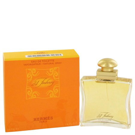 Hermes 24 FAUBOURG Eau De Toilette Spray for Women 1.6 oz