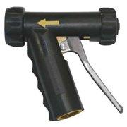 SANI-LAV N1TB Spray Nozzle,Brass/SS,Black