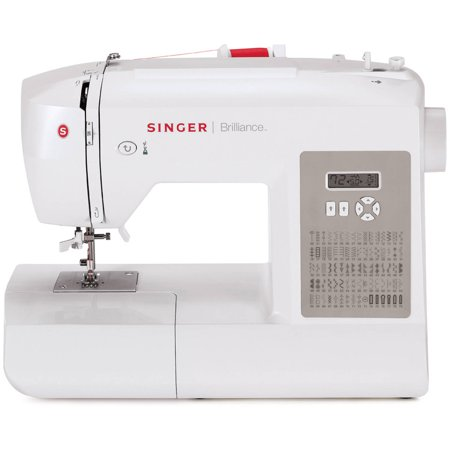SINGER 40 Brilliance Electronic 40Stitch Sewing Machine Walmart Enchanting Sewing Machine Used On Sewing Bee 2015