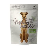 Meat Mates Lamb Dinner Freeze-Dried Dog Food (Various Sizes)