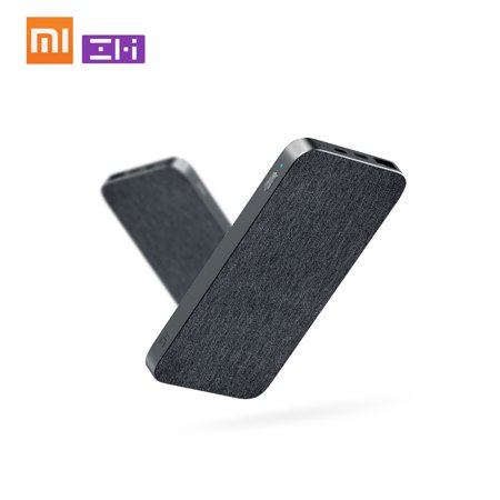 Xiaomi ZMI 10000mAh Power Bank Two-way Quick Charge Power Bank For Huawei LG Mobile Phones Tablets Powerbank