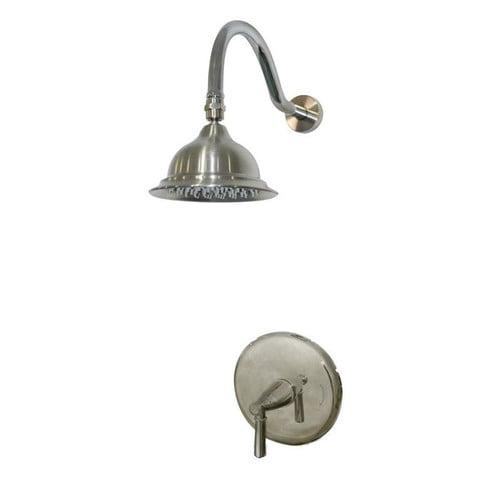 Belle Foret Artistry 1-Handle Pressure Balanced Shower Fa...