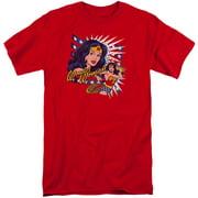 DCO Pop Art Wonder Mens Big and Tall Shirt