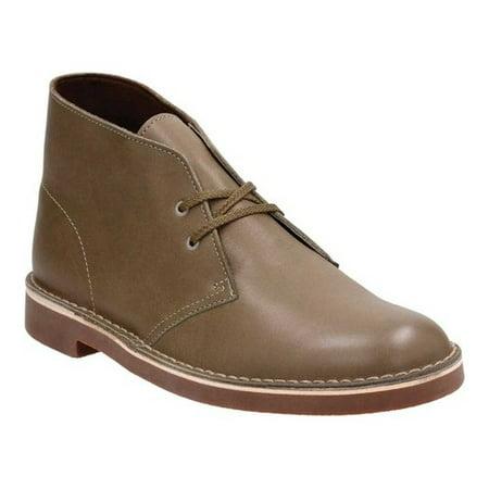 Men's Clarks Bushacre 2 Boot - Oakley Black Boots