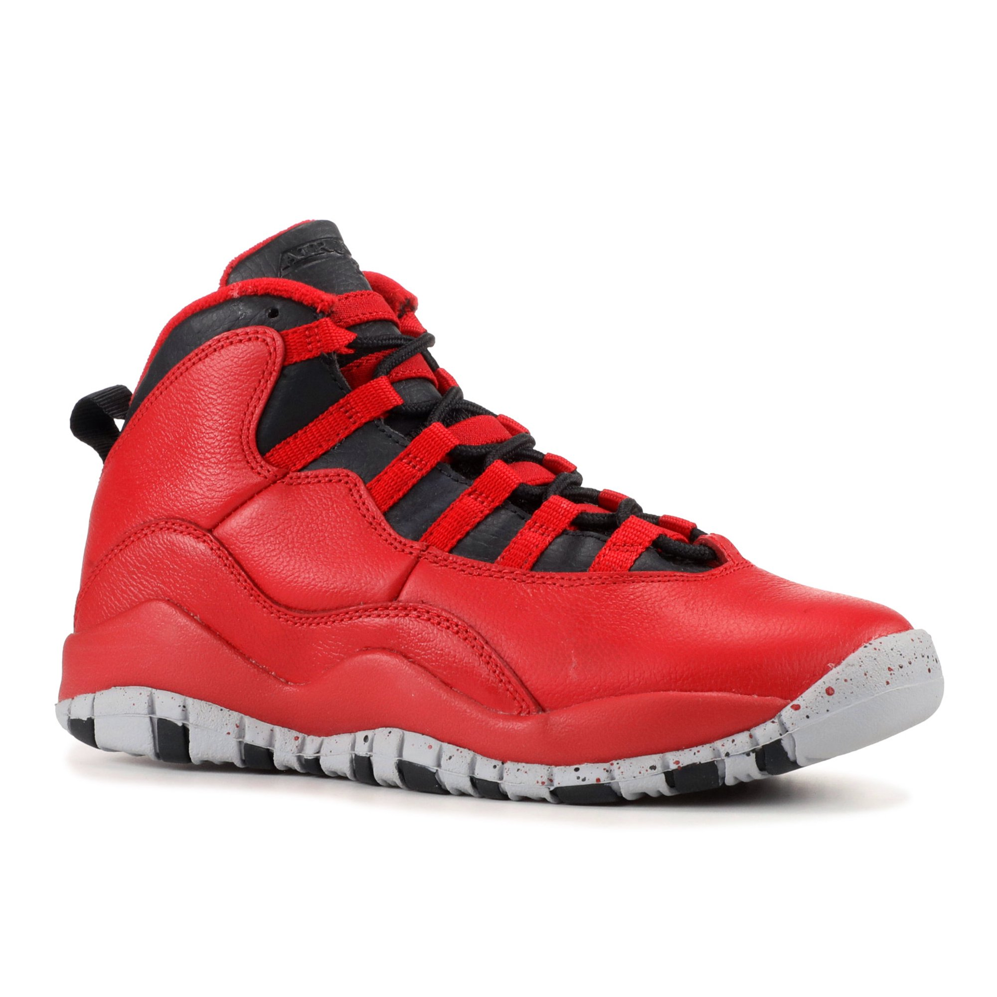 e0d28107d4b8ad Air Jordan - Unisex - Air Jordan 10 Retro 30Th Bg (Gs)  Bulls Over Broadway   - 705179-601 - Size 4.5