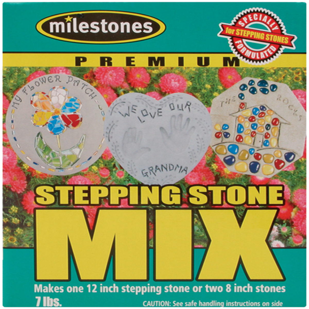 Stepping Stone Mix 8lb Box-